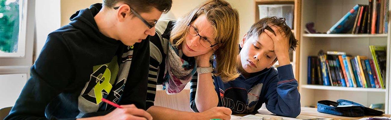 Hausaufgabenhilfe St. Ansgar Schule